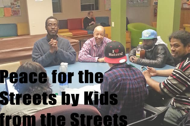 Peace for the Streets by Kids from the Streets